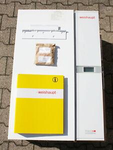 Weishaupt Gas-Brennwertgerät thermo condens WTC 15-A Ausf. W