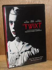 Twixt (DVD, 2013) Val Kilmer, Bruce Dern, Elle Fanning