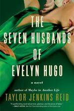 The Seven Husbands of Evelyn Hugo: A Novel, Reid, Taylor Jenkins, Good Condition