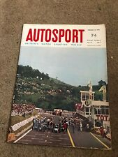 FEB 18 1966 AUTOSPORT vintage car magazine