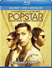 Popstar: Never Stop Never Stopping (Blu-ray disc ONLY, 2016)