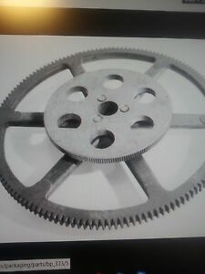GE79X 333 MAIN GEAR DISC ASSEMBLY USED BUT IN GREAT SHAPE