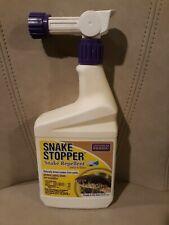Bonide Snake Stopper Ready-To-Spray Snake Repellent 32 fl oz NEW