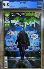 Batman #95 regular cover - CGC 9.8