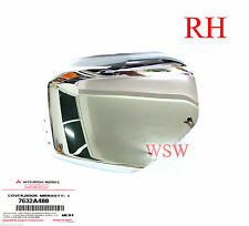 Fit Mitsubishi L200 Triton Mn 2006-2014 Right R Chrome Mirror Side Cover Genuine