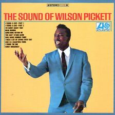 CD The Sound of Wilson Pickett - 11-track MINI LP REPLICA CARD SLEEVE