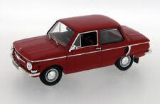 """Zaz 968 """"Dark Red"""" 1973 (IST 1:43 / IST035)"""