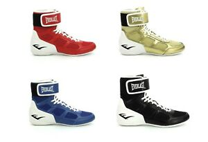 Everlast Boxschuhe Ring Bling Boxstiefel Mid Boxer Schuhe Training Kampf Stiefel