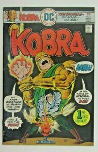 KOBRA #1 - DC COMICS 1976