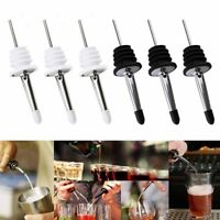Hot Sale Stainless Steel Tapered Liquor Pourer Wine Bottle Pour Spout Stopper