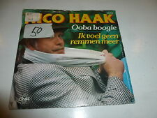 "NICO HAAK - Ooba Boogie - 1985 Dutch 2-track 7"" Juke Box Single"
