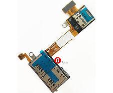 Orig✅ Sony Xperia M2 Aqua D2403 D2406 Sim + SD Kartenleser Card Reader Power Key