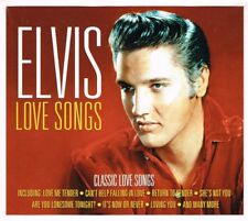"ELVIS PRESLEY Brand New CD ""Classic Love Songs"" 3 CD'S 66 Tracks"