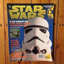 Star Wars Official Magazine - August/September 1997