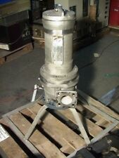 3.4 hp Stainless SVEDALA Submersible Pump RM21 115gpm