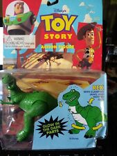 """THINKWAY TOY STORY """"REX"""" ACTION FIGURE"""