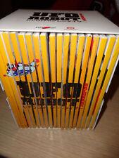OPERA COMPLETO BOX CAJITA 19 DVD UFO ROBOT GOLDRAKE 74 EPISODI