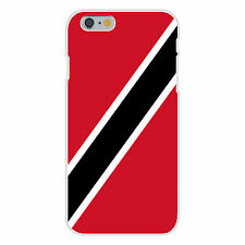 Trinidad & Tobago Country National Flag Fits iPhone 6+ Plastic Snap On Case New