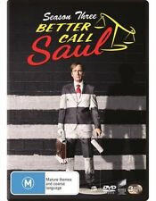 Better Call Saul : Season 3 : NEW DVD