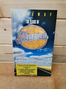 AMERICA - HIGHWAY - 30 YEARS OF AMERICA (3CD BOX SET 2000) LIKE NEW