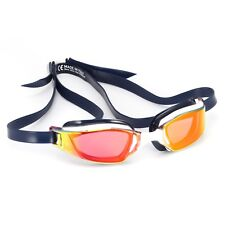 MP Michael Phelps Xceed Swimming Goggles - Titanium Mirrored - USA Edition