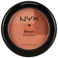 1 New Nyx Mosaic Powder Blush With Mineral Oil Free Shipping Mpb 10 Love