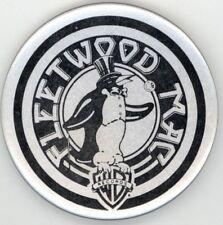 Fleetwood Mac Original 1977 'Rumours' Tour Penguin Mascot Button Pin No. 3