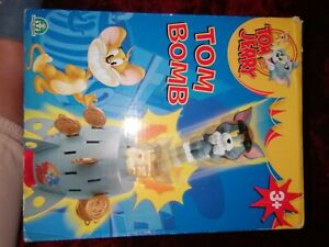 Tom And Jerry Tom Bomb Pop Up Game Pop Up Pirate Complete