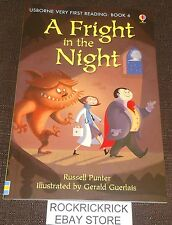 MY FIRST READING LIBRARY BOOK - A FRIGHT IN THE NIGHT BOOK 6 (BRAND NEW)