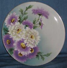 "Keller Guerin, K & G, Luneville, France Decorative 12"" Wall Platter"