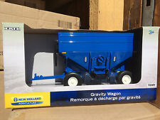 ERTL 1:32 blue Gravity Wagon