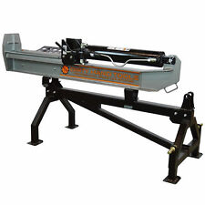 Dirty Hand Tools 3-Point Hitch Vertical/Horizontal Log Splitter (22 Tons Max ...