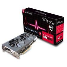 Sapphire Radeon RX580 11265-05-20G Grafikkarte, 8GB GDDR5 schwarz NEU OVP