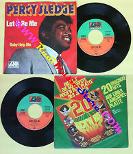 LP 45 7'' PERCY SLEDGE Let it be me Baby help me 1974 germany no cd mc dvd