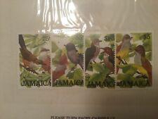 ICOLLECTZONE  Jamaica #616-19 VF NH Birds (Bk1)