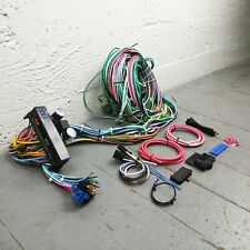 1962 - 1976 Dodge Dart Demon Swinger Wire Harness Upgrade Kit fits painless fuse