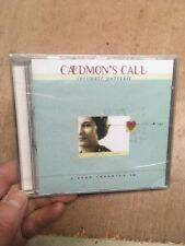 Caedmon's Call-Intimate Portrait 5 Song Enhanced CD New+Sealed 1997 Damaged Case