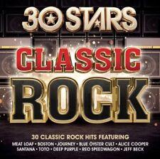 30 Stars: Classic Rock CD LEGACY RECORDINGS