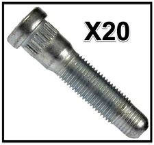 20 Wheel Lug Studs Front and Rear Replace GMC OEM # 610428
