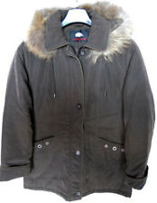 GIACCONE PARKA/Jacket tg/size 44/M Scamosciato/Suede Marrone/Brown