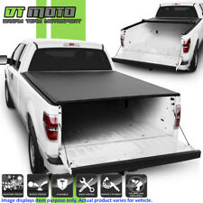 "Soft Roll Up Tonneau Cover For 2004-2014 Ford F150 6.5 Feet (78"") Styleside Bed"