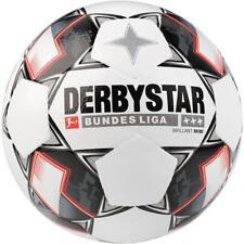 Derbystar Bundesliga Brillant Miniball weiss-rot
