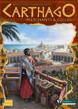 Carthago, Boardgame, New Iron Games, Multilingual Edition