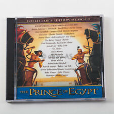 The Prince of Egypt Collector's Edition Music CD. NEW! SEALED!