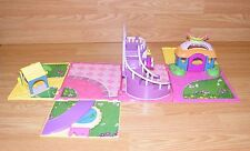 Genuine Little Tikes Fairytale Playsets Cinderella & the Glass Slipper **READ**