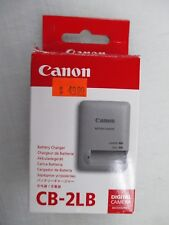 CANON CB-2LB CHARGER
