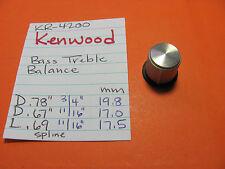 kenwood bass treble balance knauf kr-4200