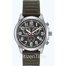 -NEW- Citizen Chronograph Eco-Drive Watch AT0200-05E