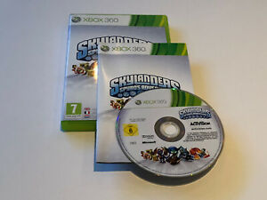 Skylanders Spyro's Adventure Xbox 360 PAL game Only Tested Perfect Condition