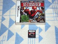 Marvel Ultimate Alliance 2 (Nintendo DS, 2009)